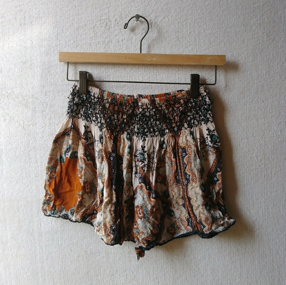 Angie Pants - Bohemian Angie Shorts